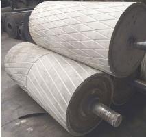 Revestimento em tambor filtro prensa